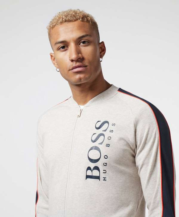 BOSS Bomber Piped Track Top