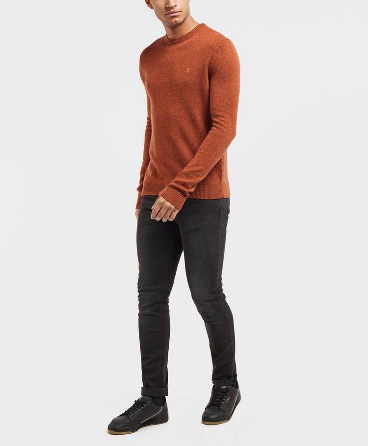 Farah Crew Knitted Jumper