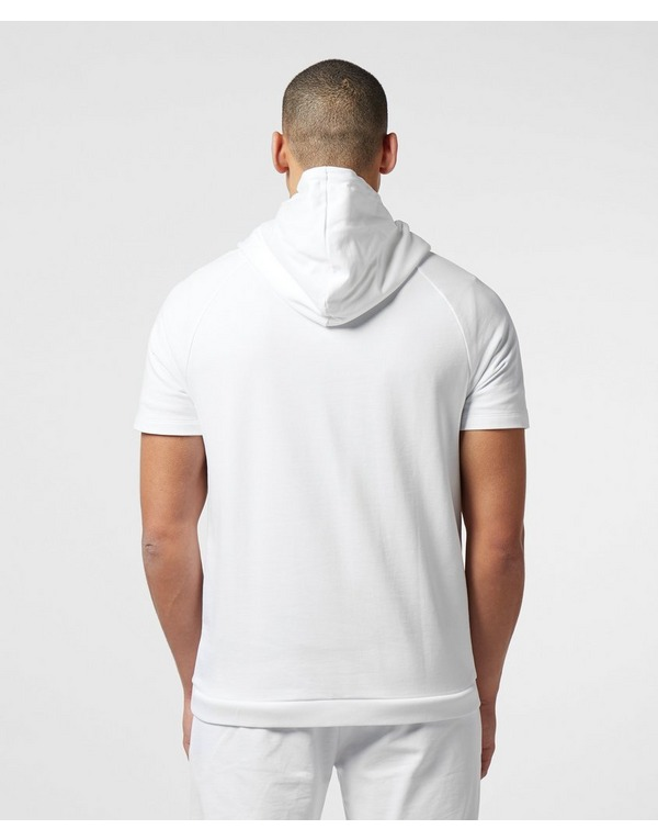 BOSS Embossed Short Sleeve Hoodie