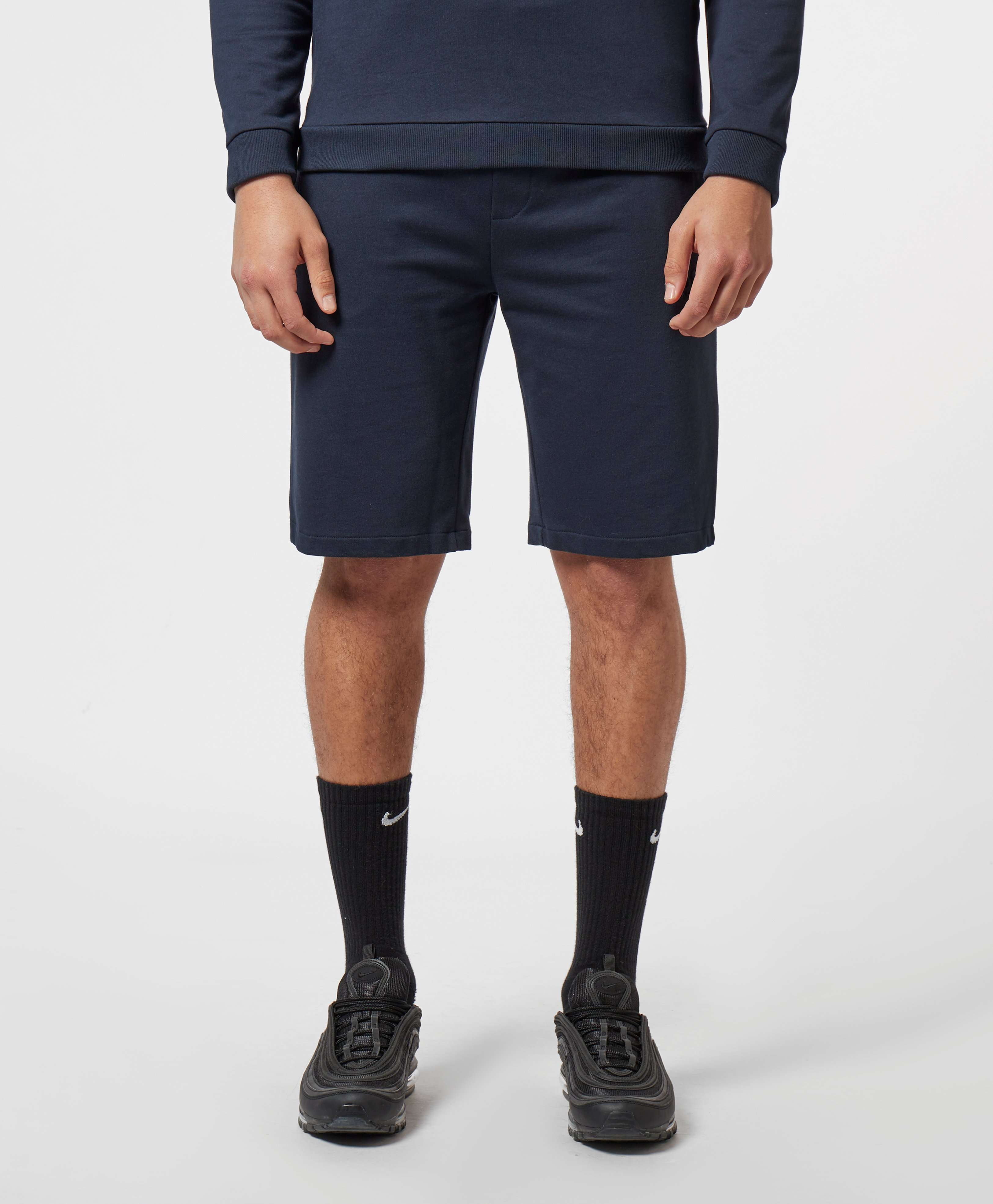BOSS Embossed Fleece Shorts