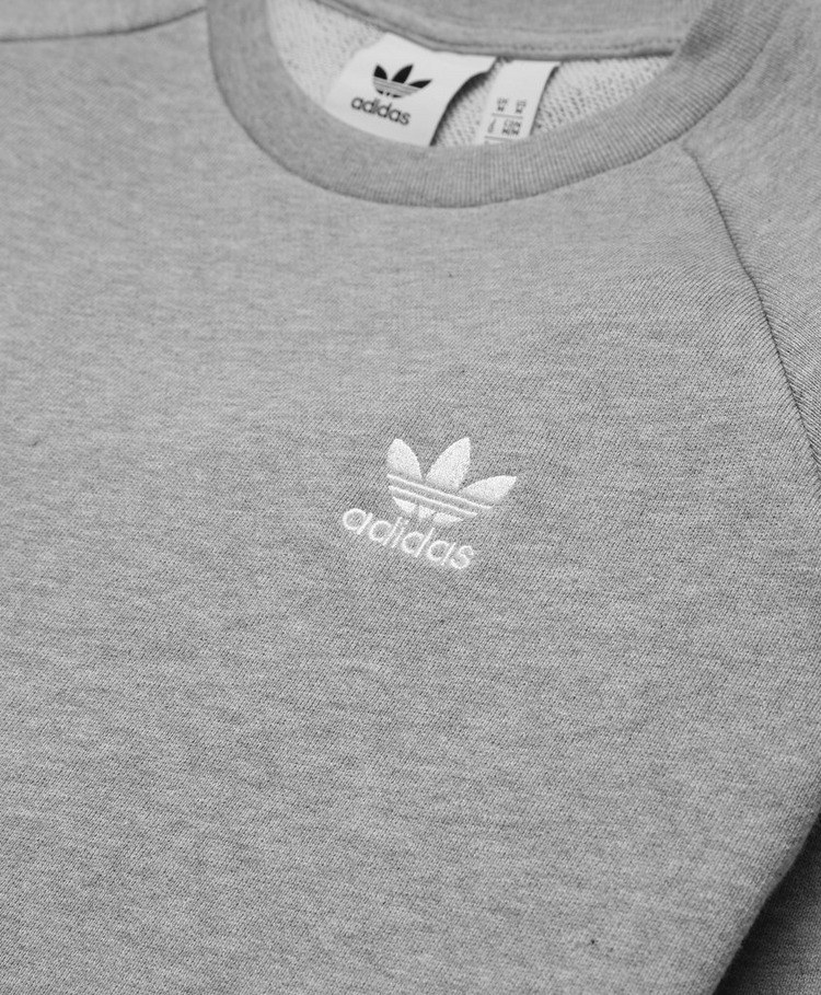adidas Originals Trefoil Essential Crew Sweatshirt