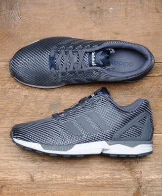 meet e578e ec52e adidas Originals ZX Flux 'Ballistic Woven' | scotts Menswear