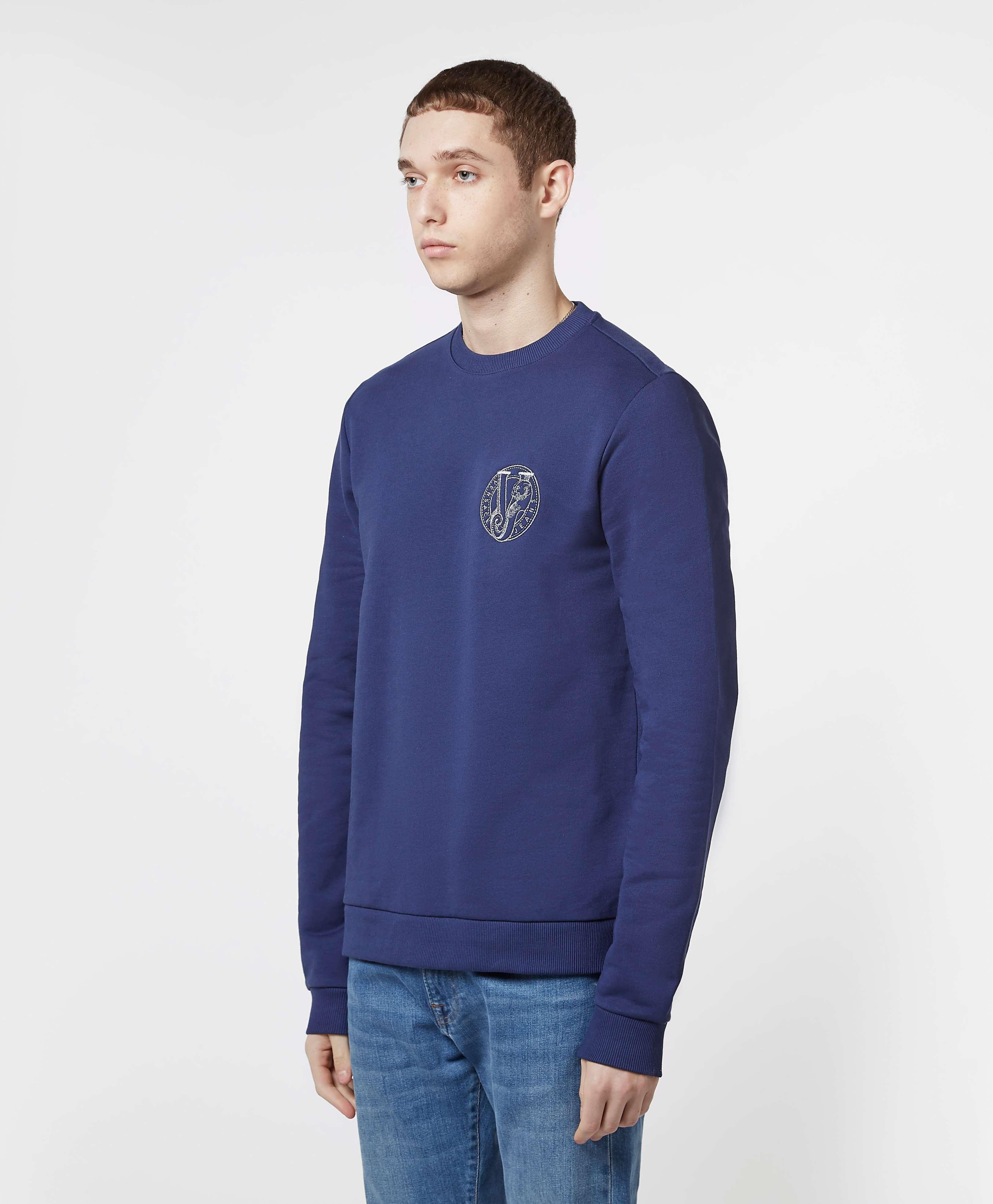 Versace Jeans Basic Sweatshirt