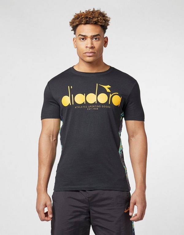 Diadora MVB Logo Short Sleeve T-Shirt - Online Exclusive