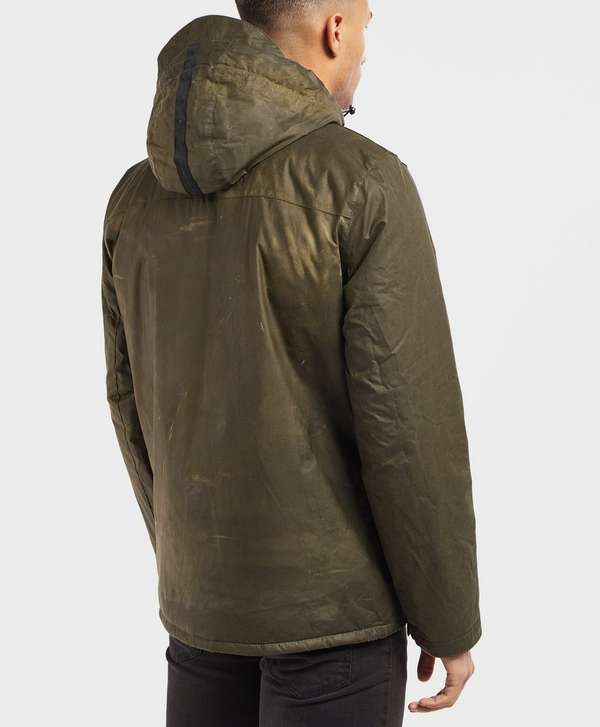 Barbour International Triple Waxed Jacket