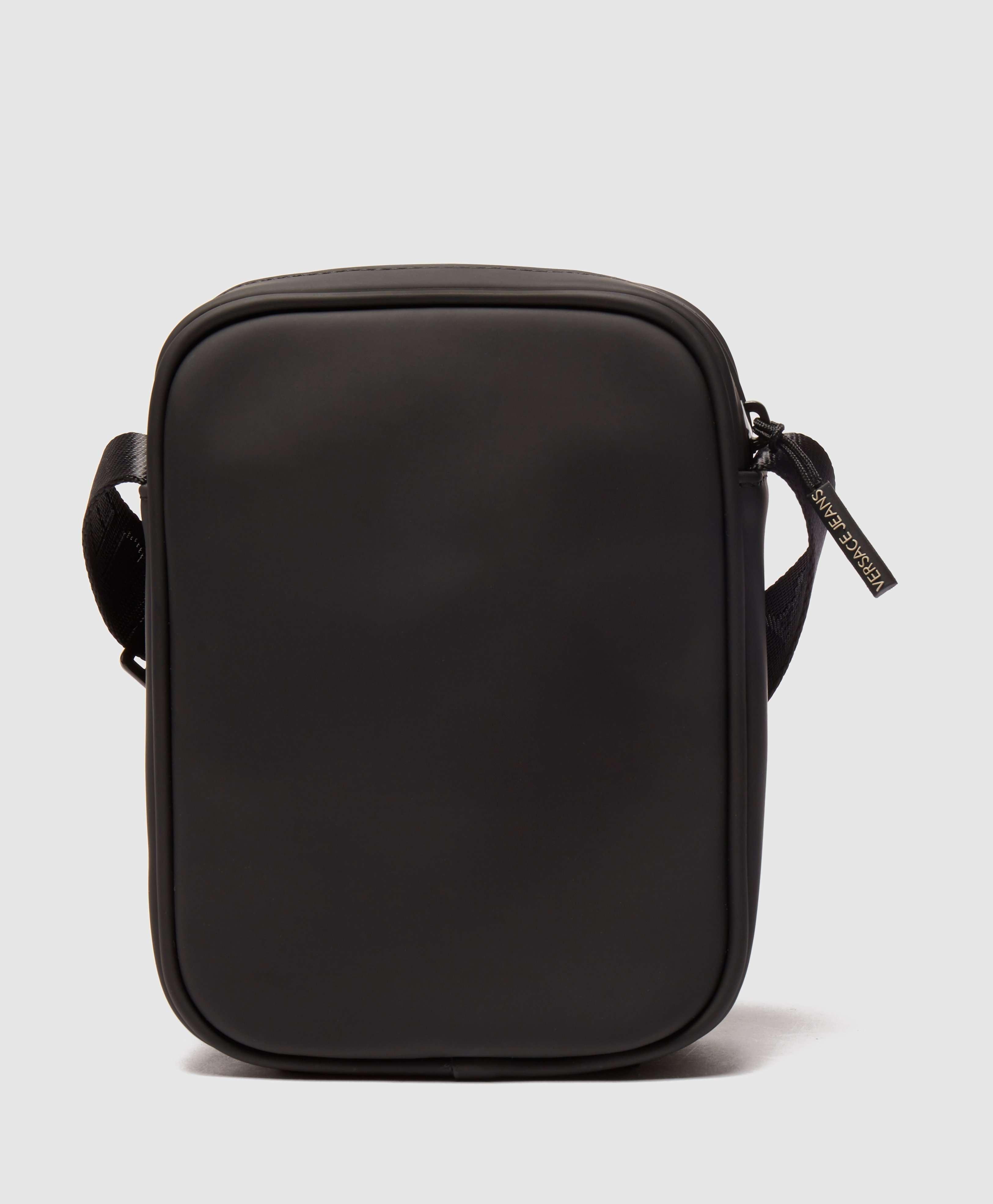 Versace Jeans Plaque Logo Mini Small Item Bag