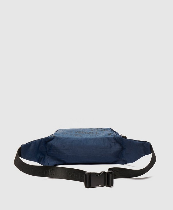 Versace Jeans All Over Logo Bum Bag