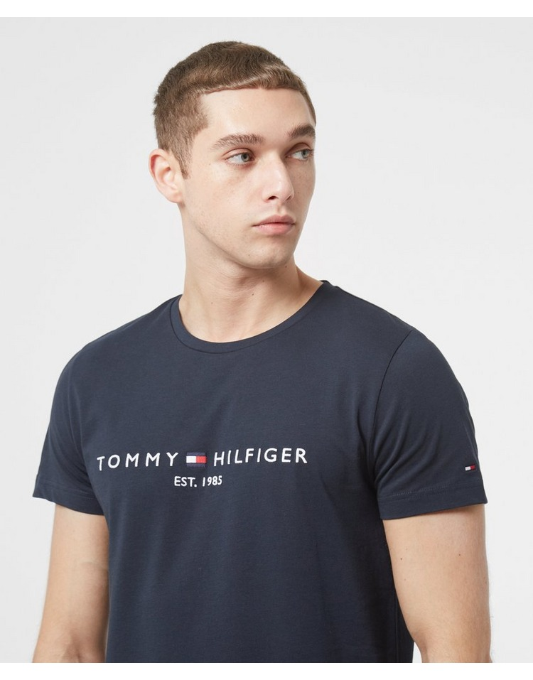 Tommy Hilfiger Logo Short Sleeve T-Shirt