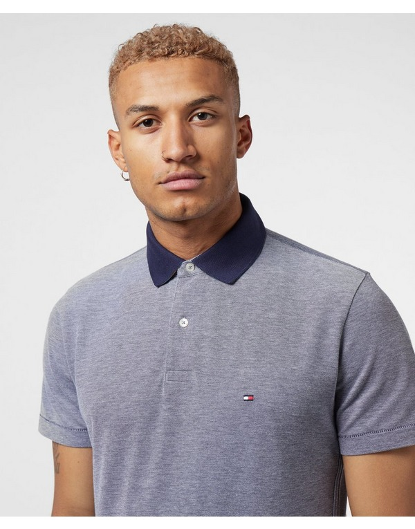 Tommy Hilfiger Oxford Short Sleeve Polo Shirt