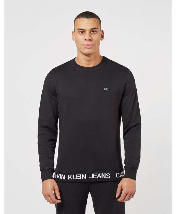 Calvin Klein Waist Logo Sweatshirt