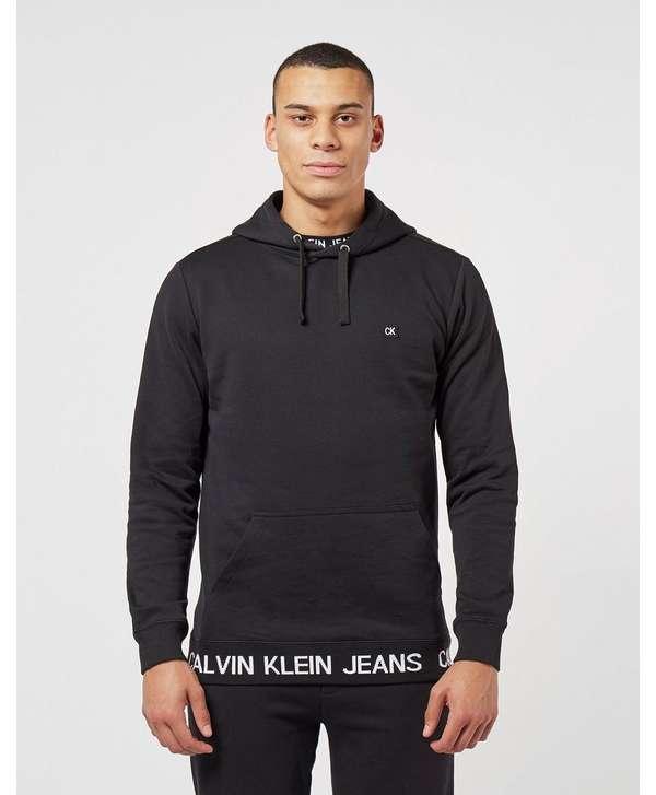 Calvin Klein Waist Logo Overhead Hoodie