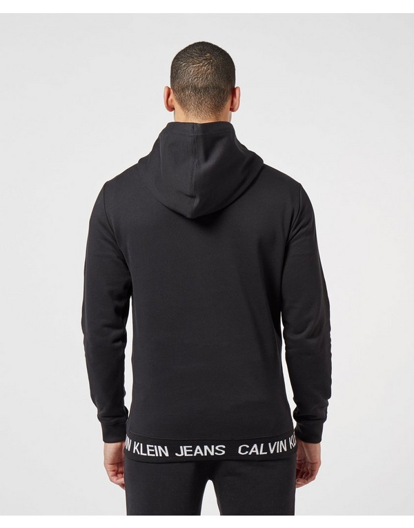 Calvin Klein Jeans Waist Logo Overhead Hoodie