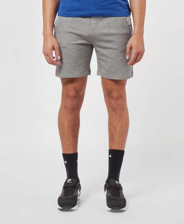 Calvin Klein Logo Pocket Fleece Shorts