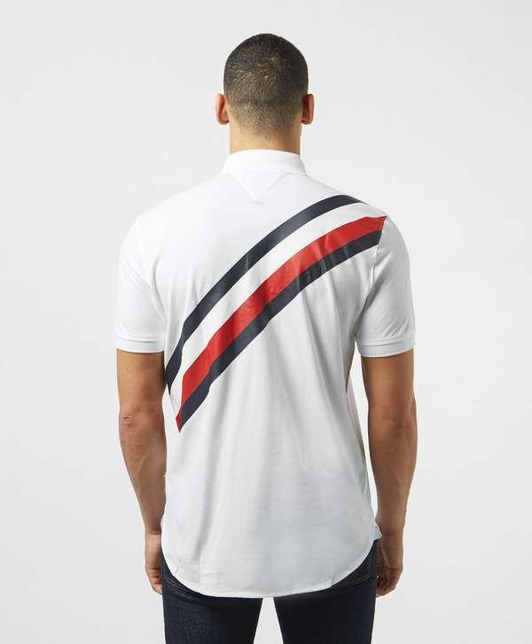 Tommy Hilfiger Icon Sash Short Sleeve Polo Shirt