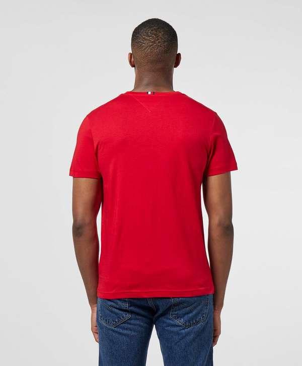Tommy Hilfiger Embossed Box Short Sleeve T-Shirt