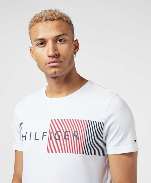 Tommy Hilfiger Corporate Chest Short Sleeve T-Shirt