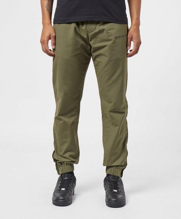 Calvin Klein Jeans Nylon Cuffed Track Pants