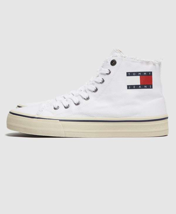Tommy Hilfiger Logo High Top