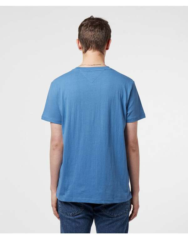 Tommy Jeans Contrast Pocket Short Sleeve T-Shirt