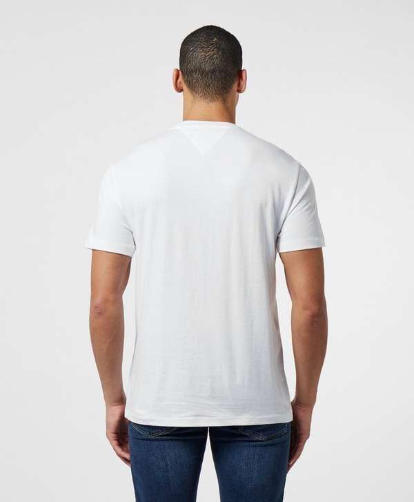 Tommy Jeans Script Logo Short Sleeve T-Shirt
