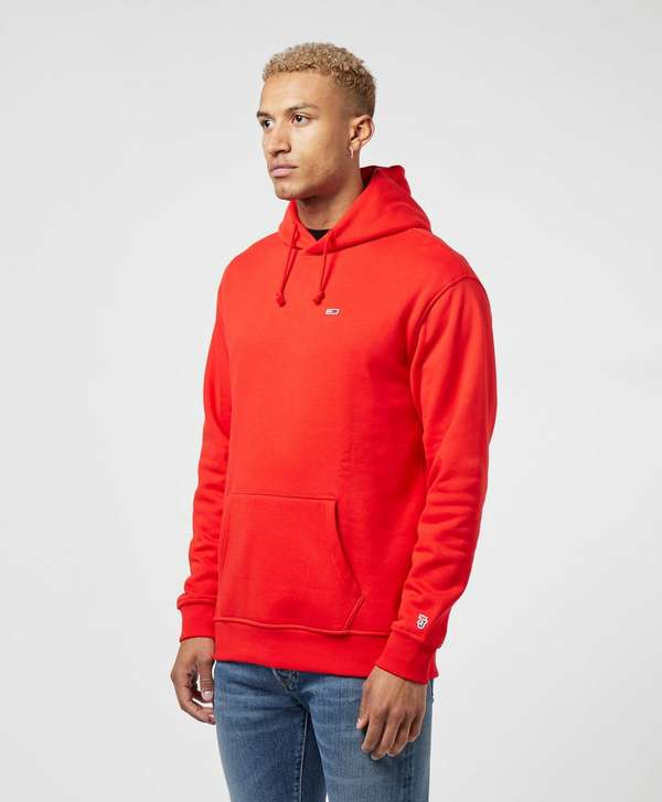 Tommy Jeans Small Flag Overhead Hoodie