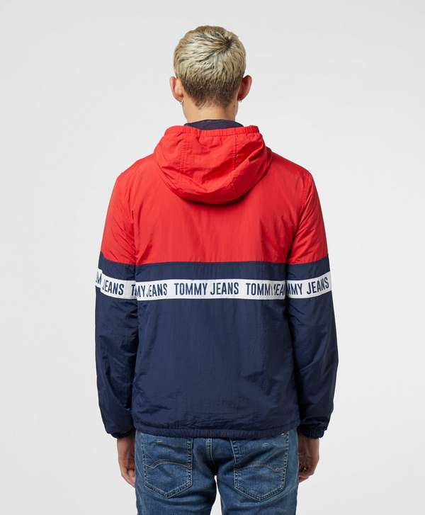 Tommy Jeans Tape Colour Block Lightweight Jacket
