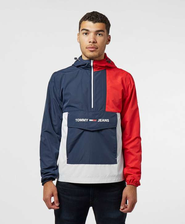 Tommy Jeans Colour Block Lightweight Jacket
