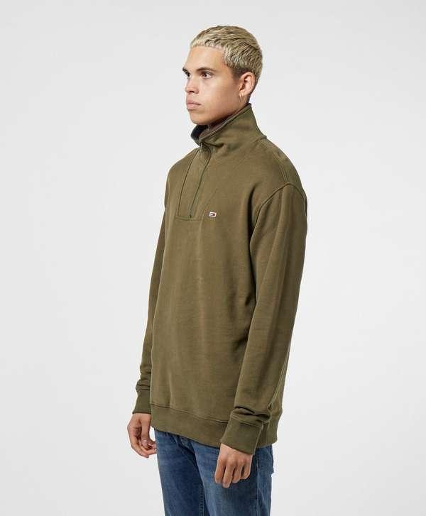 Tommy Jeans Half Zip Fleece Sweat