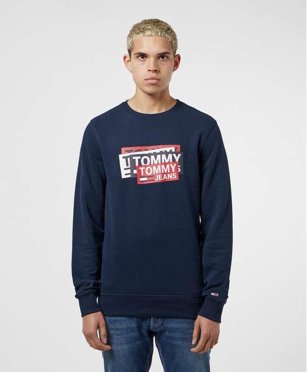 Tommy Jeans Multi Logo Sweatshirt