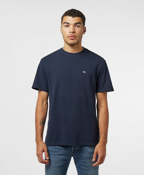 Tommy Jeans Pique Short Sleeve T-Shirt
