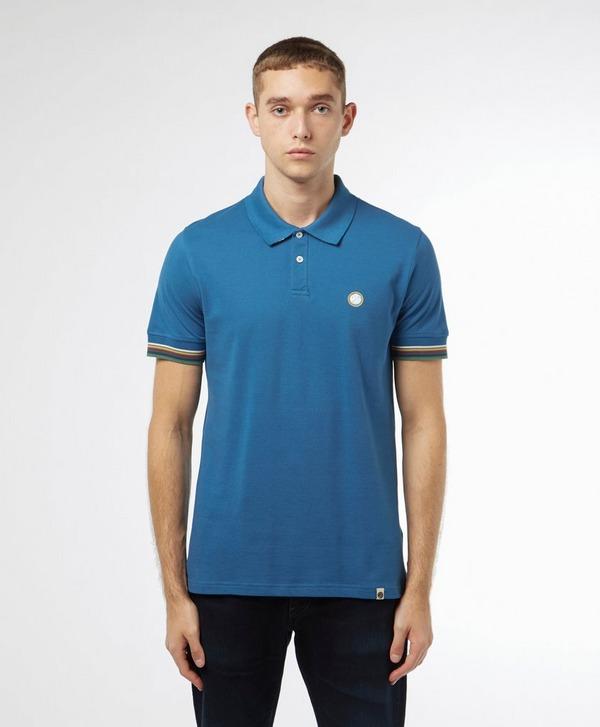Pretty Green Eastman Short Sleeve Tipped Polo Shirt