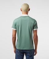 Pretty Green LLoyd Panel Short Sleeve Polo Shirt