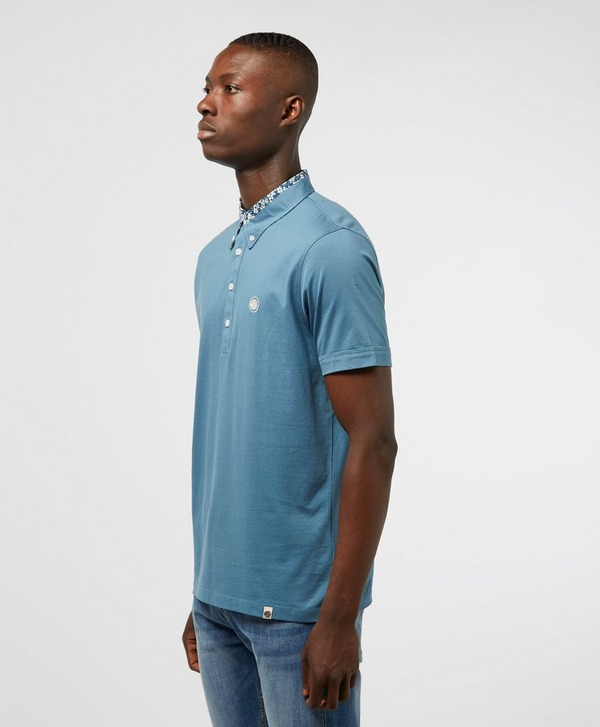 Pretty Green Barley Carver Short Sleeve Polo Shirt
