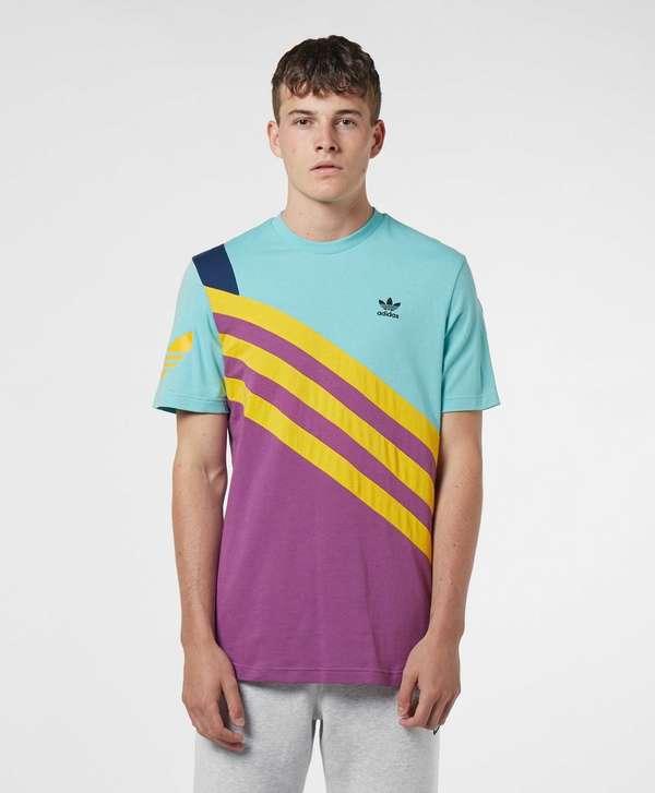 adidas Originals 90s Block Short Sleeve T-Shirt