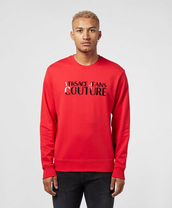 Versace Jeans Couture Gloss Logo Sweatshirt