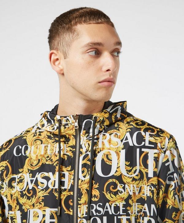 Versace Jeans Couture Label Reversible Jacket