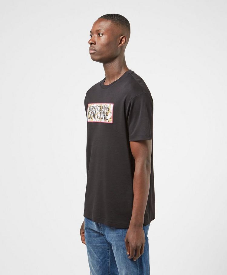 Versace Jeans Couture Box Logo Short Sleeve T-Shirt