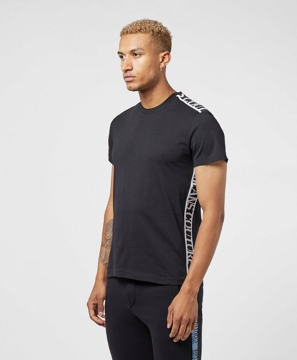 Versace Jeans Couture Tape Short Sleeve T-Shirt
