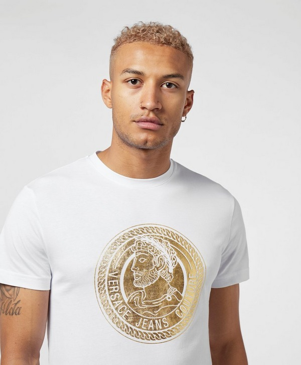 Versace Jeans Couture Medal Short Sleeve T-Shirt