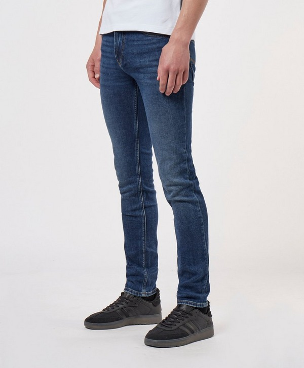 Versace Jeans Couture Gold Logo Skinny Jeans