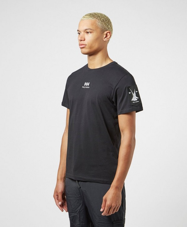 Helly Hansen Twin Logo Short Sleeve T-Shirt