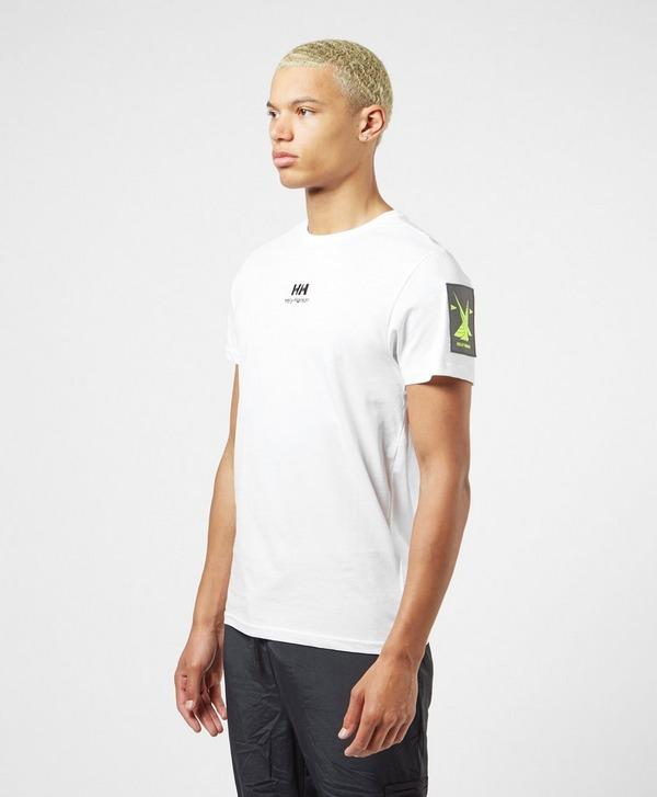 Helly Hansen Twin Logo Short Sleeve T-Shirt