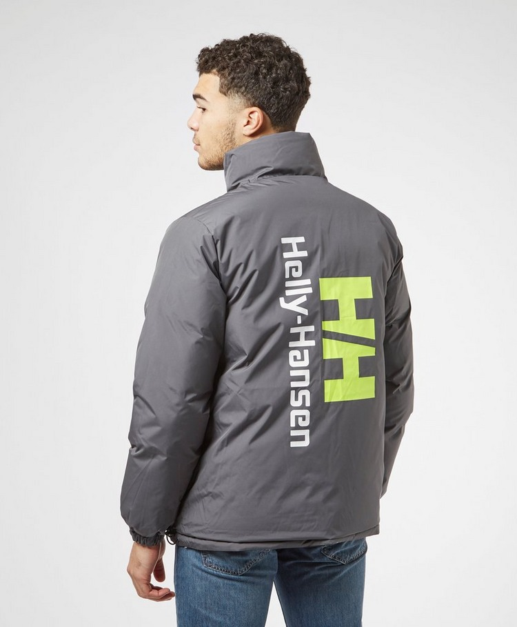 Helly Hansen Back Print Padded Jacket