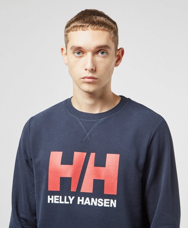 Helly Hansen Logo Crew Sweatshirt