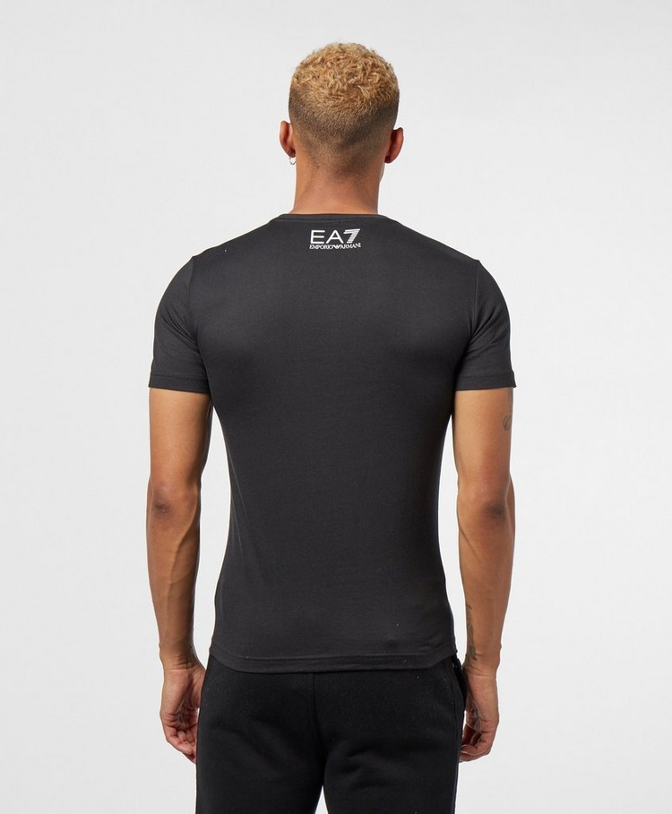 Emporio Armani EA7 Gold Band Short Sleeve T-Shirt
