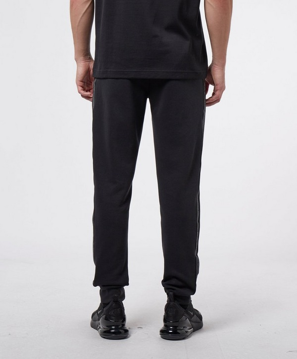 Emporio Armani EA7 Tape Cuffed Fleece Pants