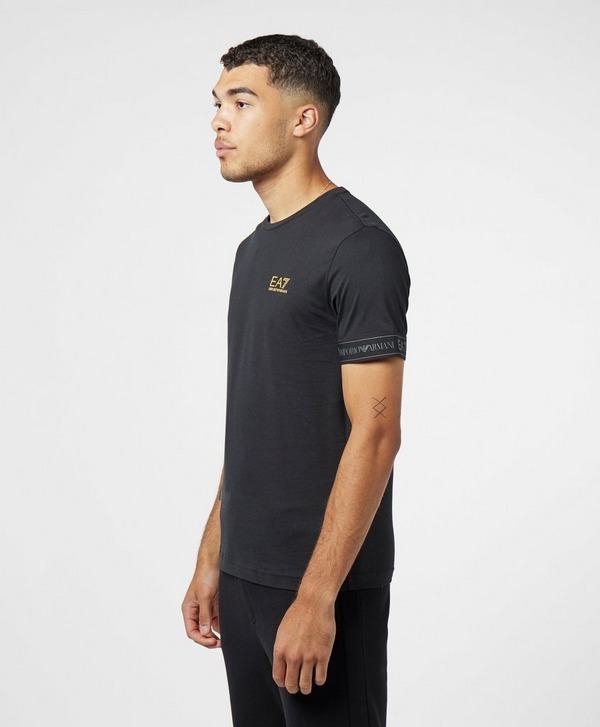 Emporio Armani EA7 Tape Short Sleeve T-Shirt