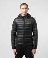 Emporio Armani EA7 Core Hooded Padded Bubble Jacket