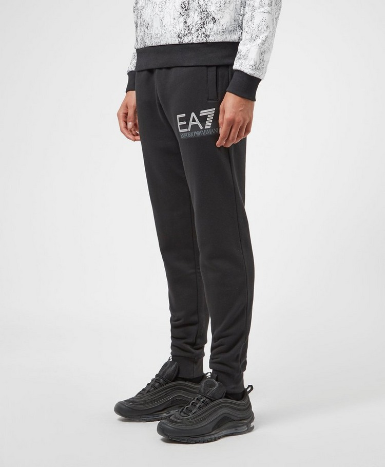 Emporio Armani EA7 Visibility Logo Fleece Pants