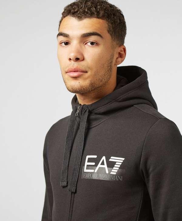 Emporio Armani EA7 Visibility Logo Full Zip Fleece Tracksuit